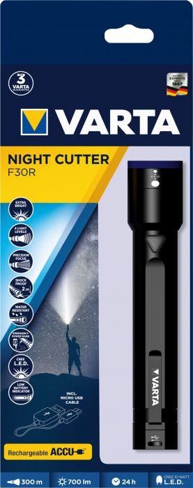 Taskulamppu Varta Night Cutter F30R