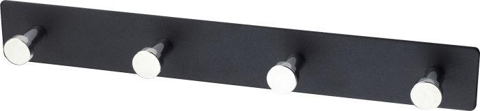 Pyyhenaulakko Habo 1368-4 Musta/kromi