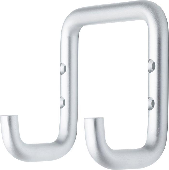 Koukku Habo Tellus 2 Alumiini