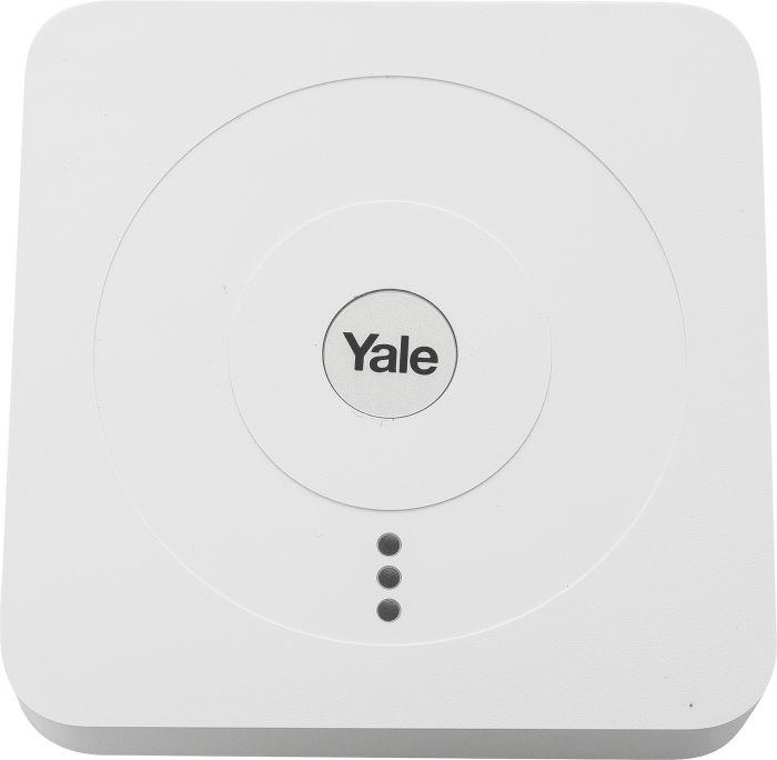 Hub ja Lukkomoduuli Yale Smart Home