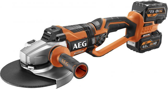 Kulmahiomakone  AEG BEWS18-230BL-0 PRO18V