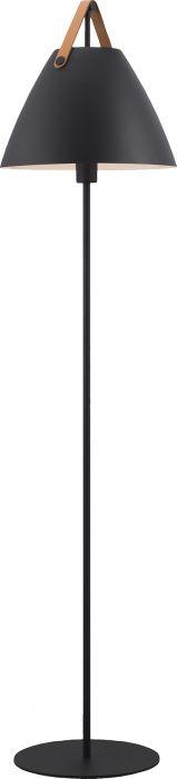 Lattiavalaisin DFTP Strap Musta