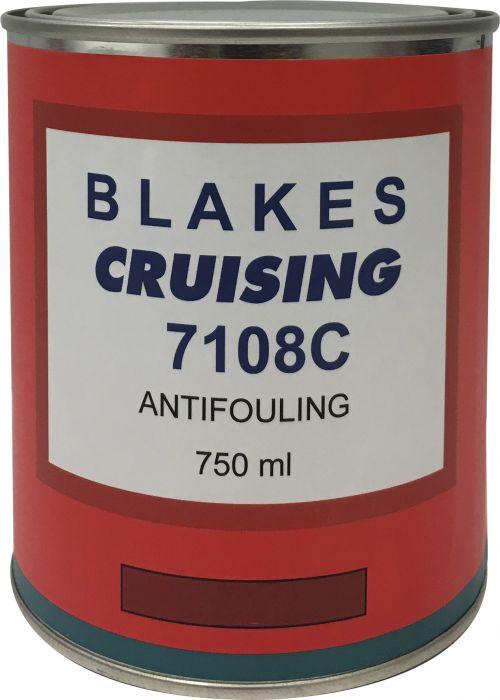 Antifouling-maali Blakes Cruising 7108C Black 0,75 l