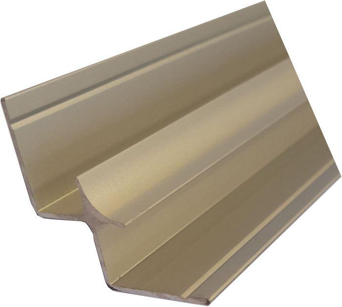 Sisäkulmalista Fibo Alumiini