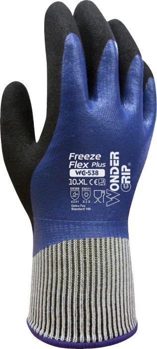 Talvityökäsine Wonder Grip Freeze Flex Plus 538