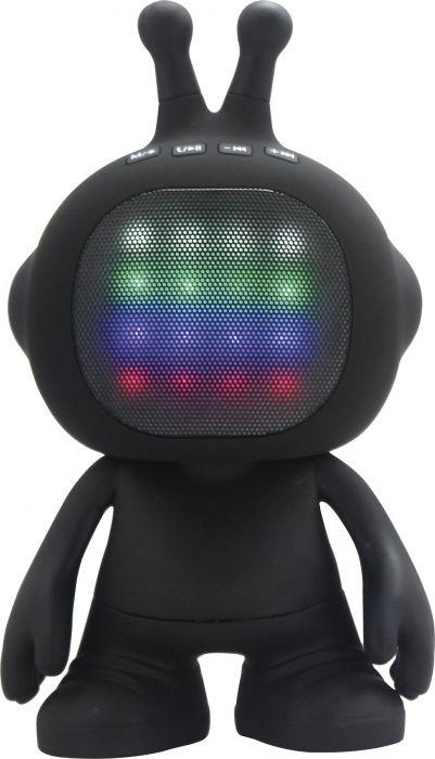 Bluetooth-kaiutin Halotech Buddy Musta