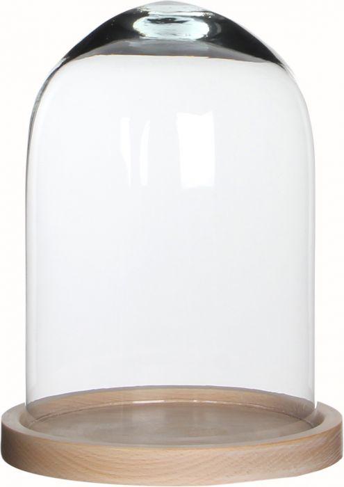 Taimikupu lautasella 17,5 x 23 cm