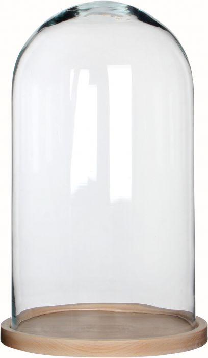 Taimikupu lautasella 23,5 x 38 cm