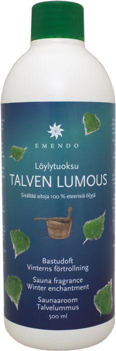 Löylytuoksu Talven Lumous Emendo 500 ml