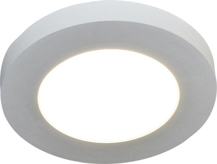 LED-paneeli Electrogear 6 W Himmennettävä