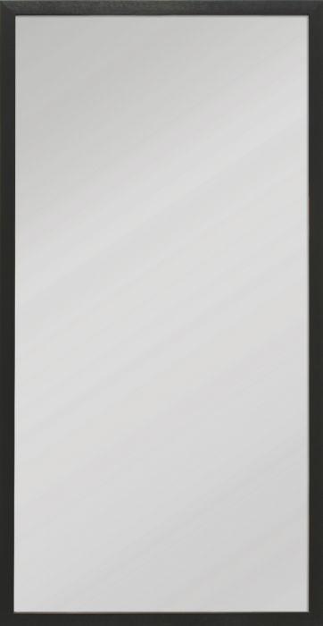 Peili Karelia Musta 40 x 80 cm