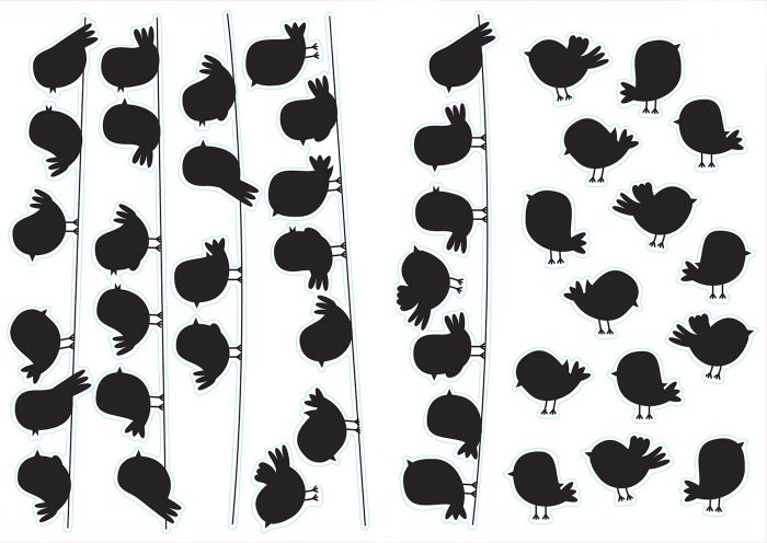 Seinätarra Plage Linnut Langalla