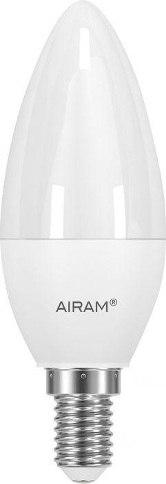 LED-kynttilälamppu Airam 3-step 6 W E14 470 lm