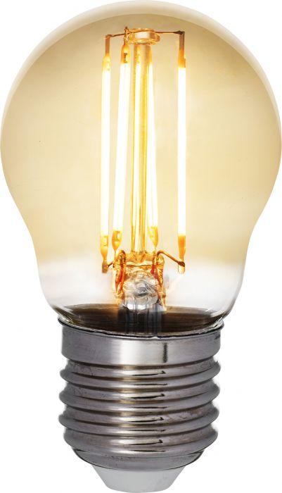 LED-mainoslamppu Airam Amber 2 W