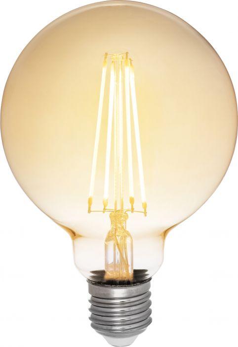 LED-lamppu Airam POP-95 Amber 1,3 W
