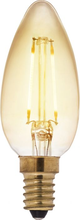 LED-kynttilälamppu Airam Amber 5 W