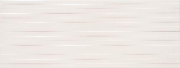 Seinälaatta Nastri Valkoinen 20 x 50 cm