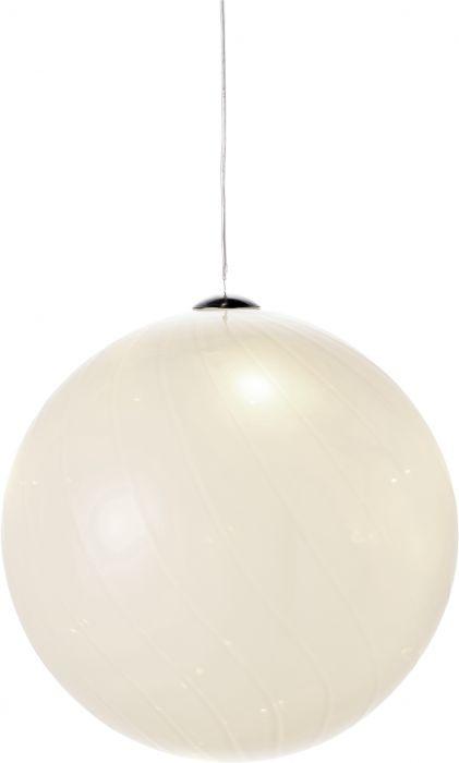 LED-lasipallo Sirius Heaven 8 cm
