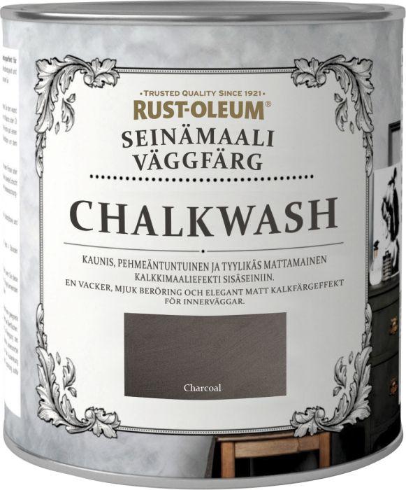 Seinämaali Rust-Oleum Chalkwash Charcoal 2,5 l