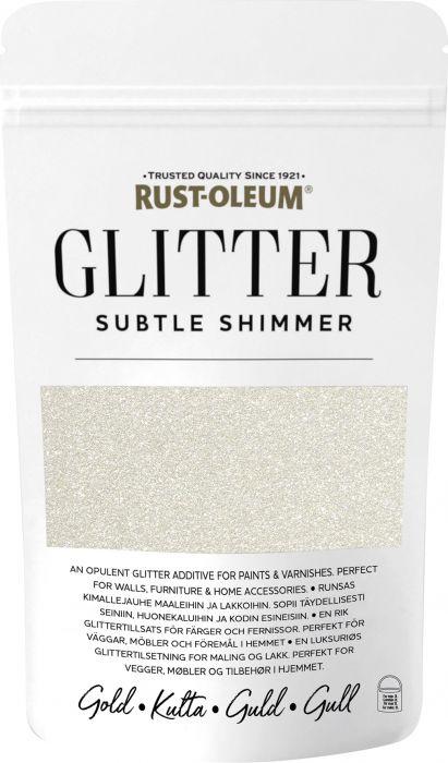 Glitter Jauhe Rust-Oleum Gold