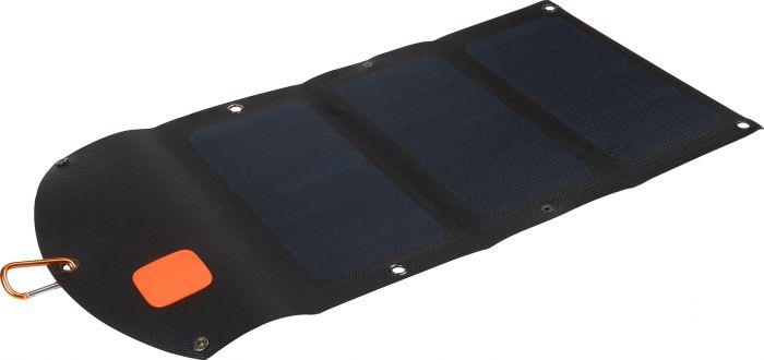 Aurinkopaneeli 2 x USB 21 W
