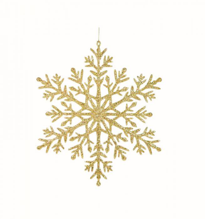 Lumikide Weiste 110 mm kultaglitteri