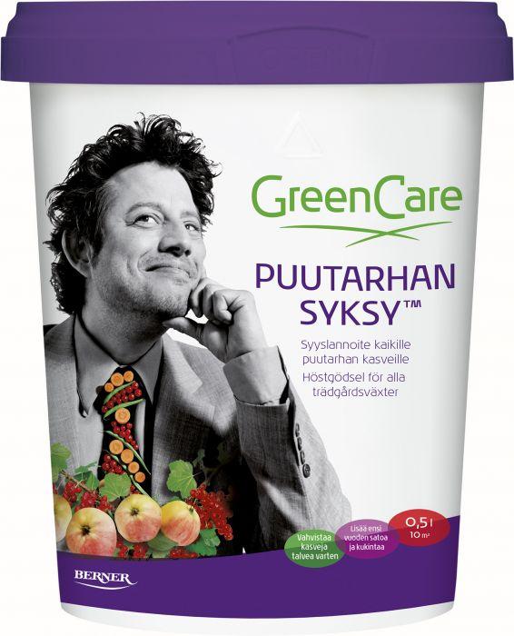 Puutarhan Syksy Greencare 0,5 l