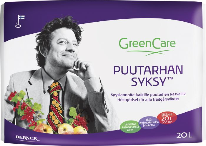 Puutarhan Syksy Greencare 20 l