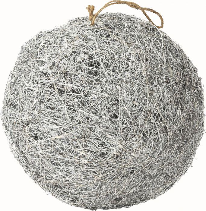 Joulukoriste salimpallo 30 cm