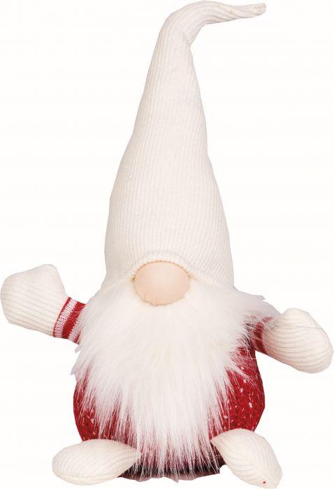 Joulukoriste partatonttu 38 cm