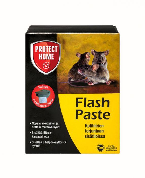 Hiirien torjunta-aine Flash paste 8 x 10 g