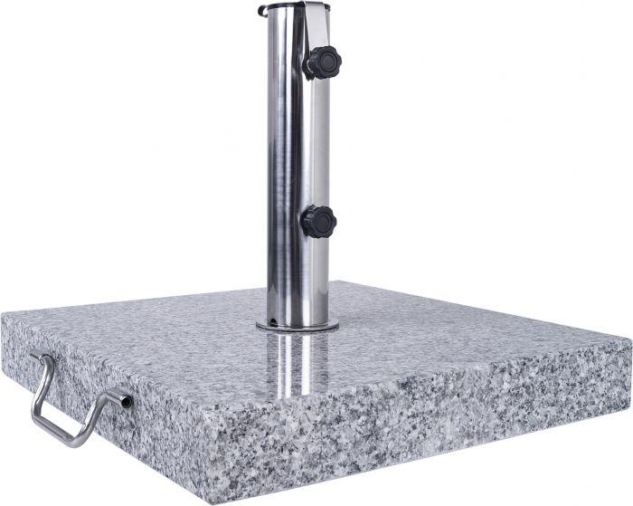 Aurinkovarjon jalka Sunfun graniittia 20 kg