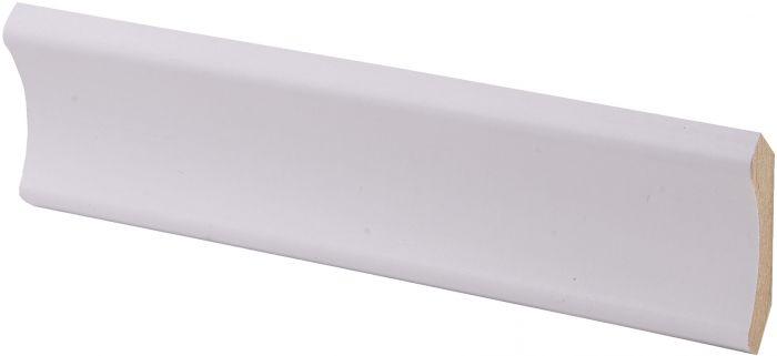 Kattolista Maler Kide MDF Valkoinen 30 x 30 x 2750 mm