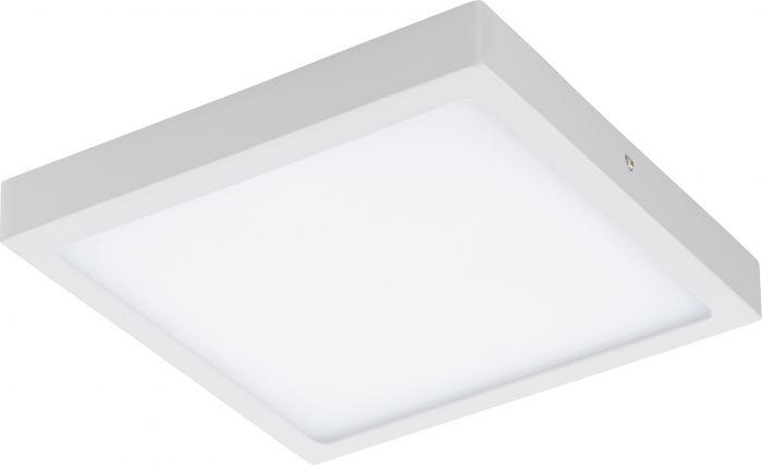 Plafondi Eglo Connect Fueva-C 30 x 30 cm Valkoinen