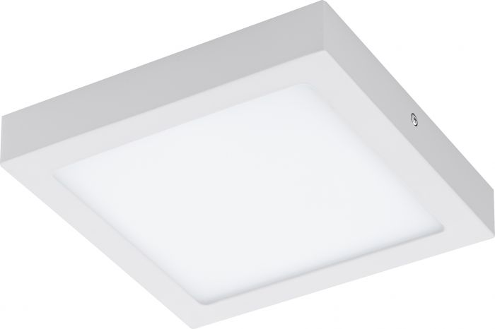 Plafondi Eglo Connect Fueva-C 22,5 x 22,5 cm Valkoinen