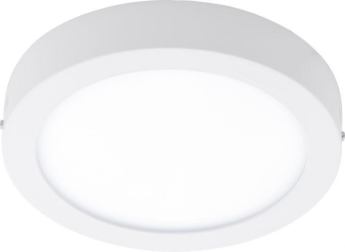 Plafondi Eglo Connect Fueva-C Ø22,5 cm Valkoinen