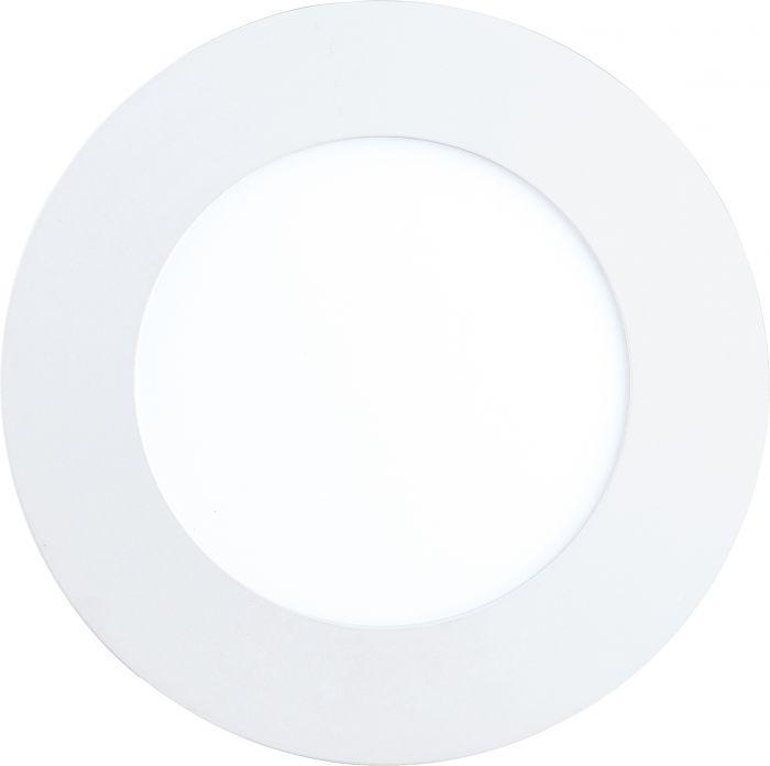 Uppospotti Eglo Connect Fueva-C Ø12 cm Valkoinen