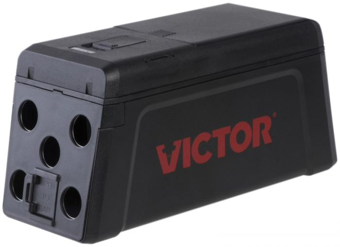 Rotanloukku Victor M241 sähköinen
