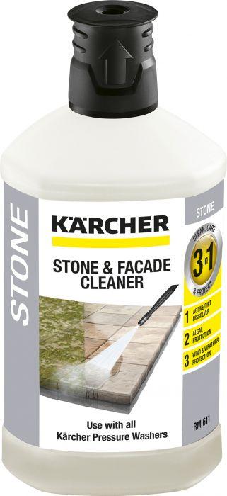 Kivi- ja julkisivupuhdistusaine Kärcher RM611 3in1 1 L