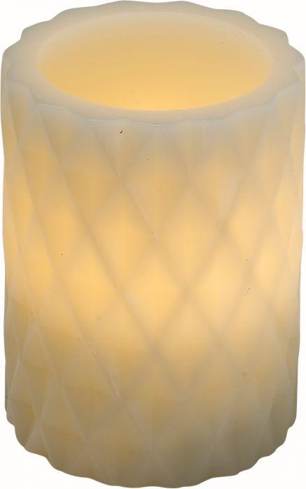 LED-kynttilä Jutta 10 cm