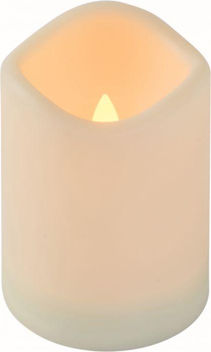 LED-kynttilä Airam Ruby 10 cm