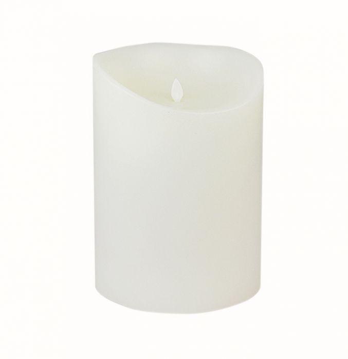 LED-kynttilä 15 x 25 cm