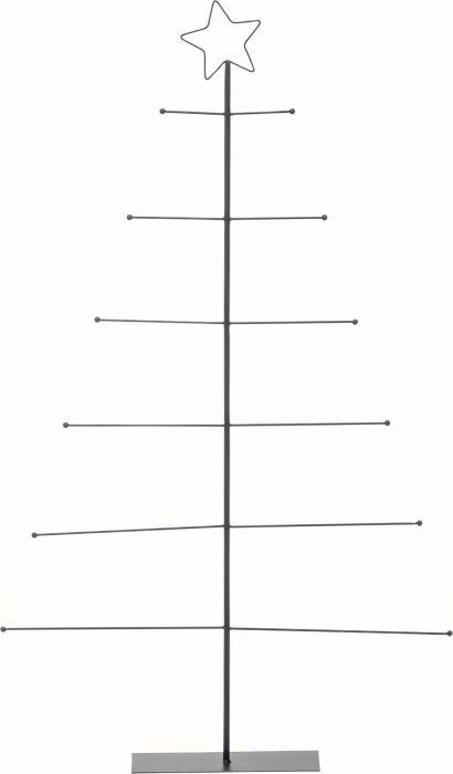 Metalliteline kuusi 120 cm
