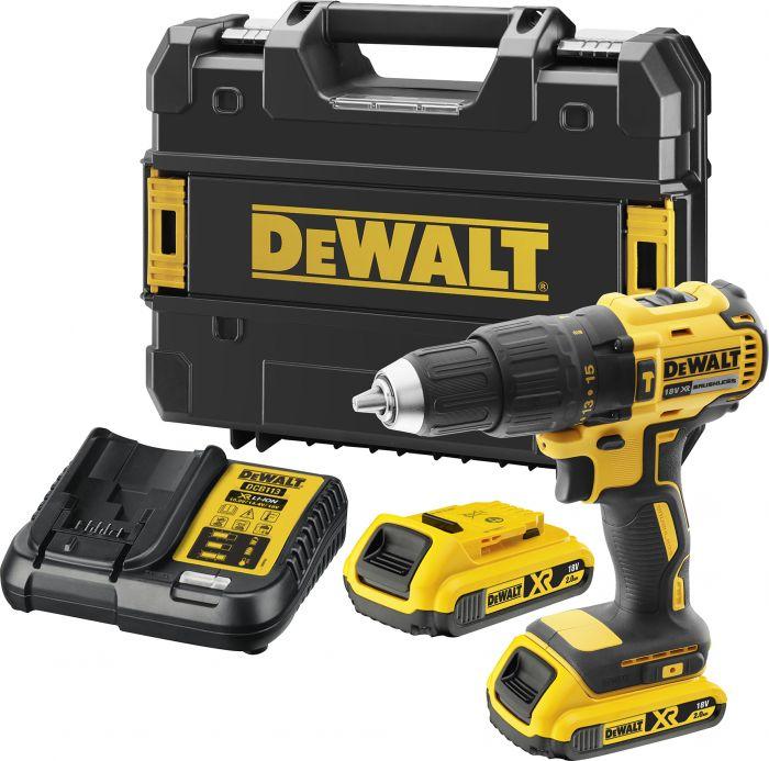 Akkuiskuporakone DeWalt DCD778D2T-QW