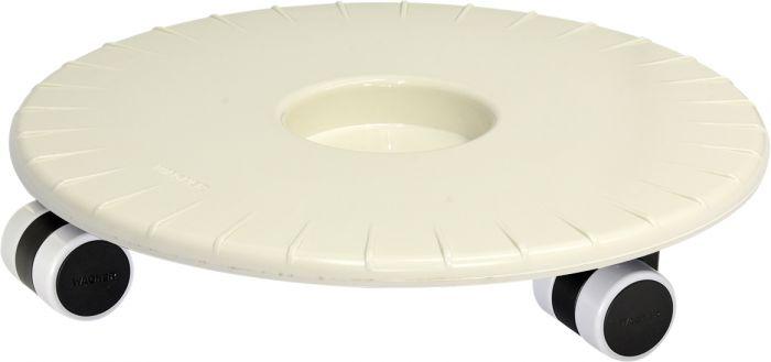 Ruukunalunen Ultraflat 30 cm/80 kg valkoinen
