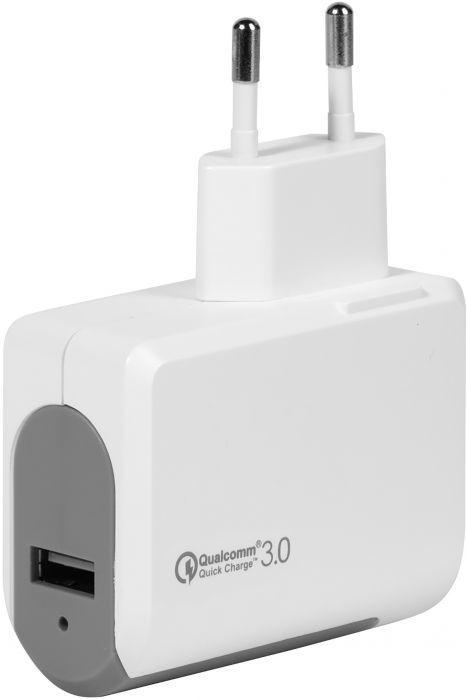 Pikalaturi Vivanco USB Quick Charge 3.0