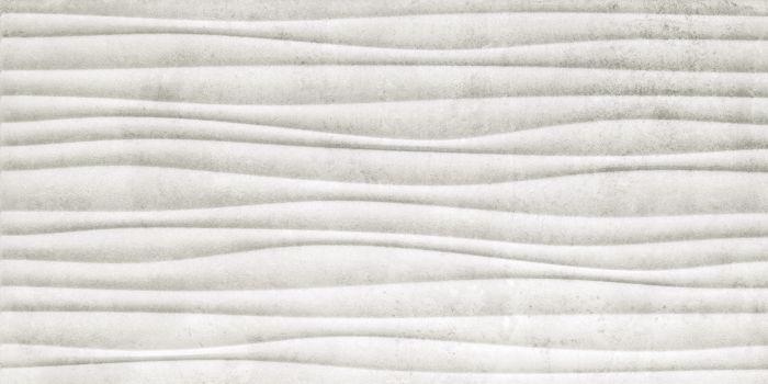 Seinälaatta Gaia 30 x 60 cm Kohokuviolla Harmaa