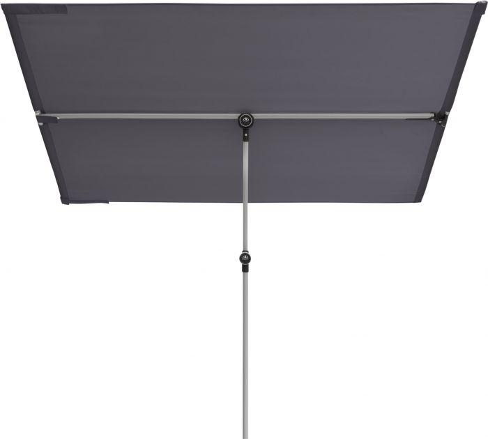 Aurinkovarjo Doppler Active kääntyvä tummanharmaa
