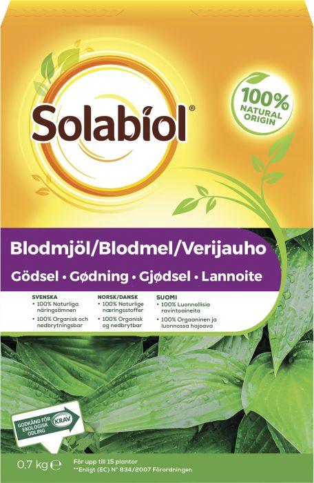 Verijauho Solabiol 0,7 kg