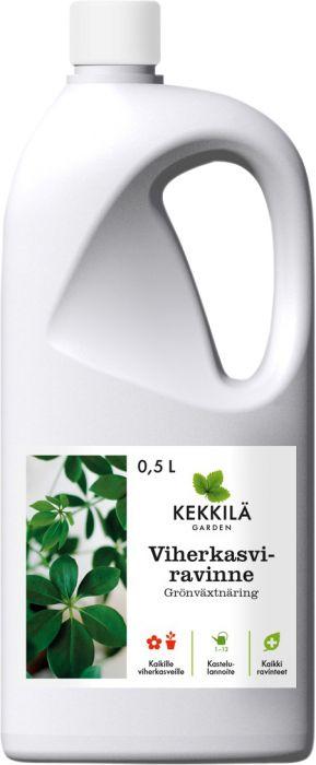 Viherkasviravinne Kekkilä 0,5 l